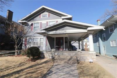 Kansas City Single Family Home For Sale: 24 W 58th Street
