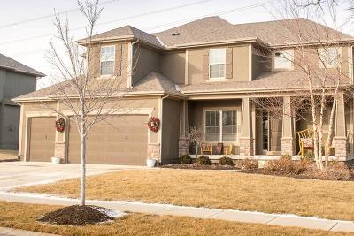 Olathe Single Family Home For Sale: 20750 W 107th Place