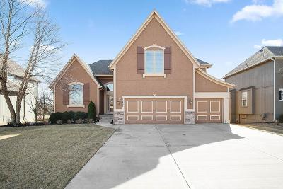 Olathe Single Family Home Show For Backups: 21867 W 176th Street