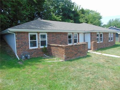 Warrensburg Multi Family Home For Sale: 228 SE 121 Road