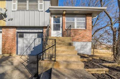 Olathe Duplex For Sale: 506 N Parker Terrace