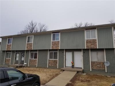 Olathe Multi Family Home For Sale: 605#1 S Harrison Street