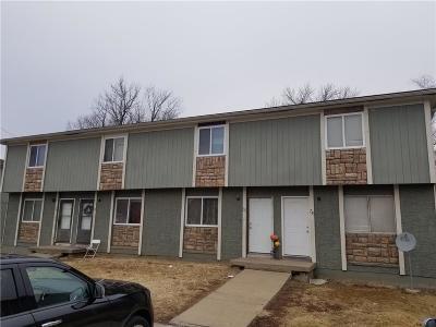 Olathe Multi Family Home For Sale: 605#5 S Harrison Street