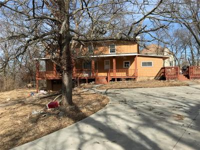 Johnson-KS County Single Family Home For Sale: 16701 Mission Road