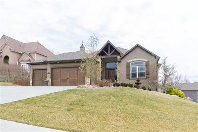 Olathe Single Family Home For Sale: 26115 W 108th Terrace