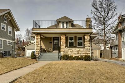 Kansas City Single Family Home Show For Backups: 18 E 57th Terrace