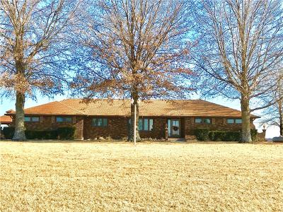 Smithville Single Family Home For Sale: 17805 S Ridgely Road
