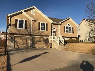 Raymore Single Family Home Show For Backups: 1116 Creekside Court