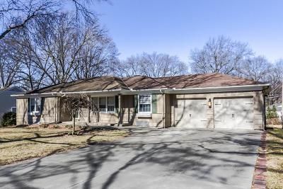 Overland Park Single Family Home For Sale: 9700 Buena Vista Street