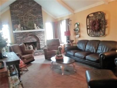 Grain Valley Single Family Home Contingent: 4509 S Tyer Road