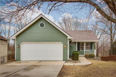 Kansas City MO Single Family Home For Sale: $164,000