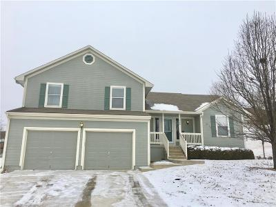 Grain Valley Single Family Home For Sale: 709 Ginger Hill Drive