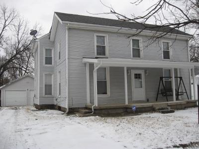 Clinton County Single Family Home For Sale: 504 W Riley Street