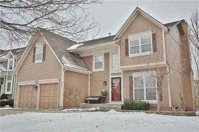 Overland Park Single Family Home Show For Backups: 8539 W 128th Street