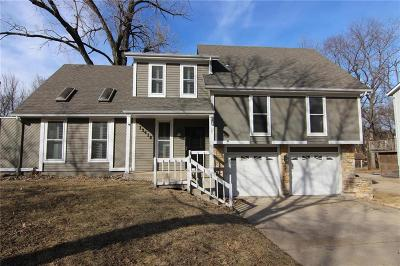 Shawnee Single Family Home Show For Backups: 13412 W 66th Terrace
