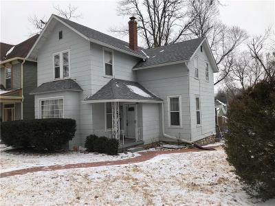 Leavenworth Single Family Home For Sale: 505 Marshall Street
