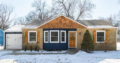 Prairie Village Single Family Home Show For Backups: 2217 W 73rd Street