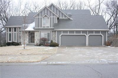 Lenexa Single Family Home For Sale: 13140 W 84 Street