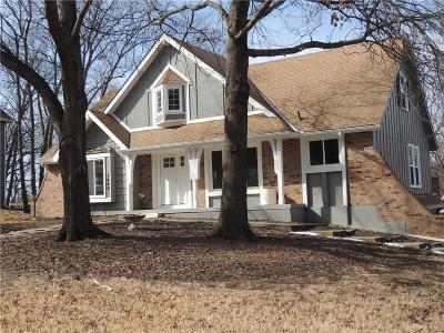 Shawnee Single Family Home Show For Backups: 7000 Albervan Street