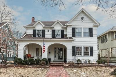 Kansas City Single Family Home For Sale: 35 W 70th Street