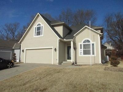 Jackson County Single Family Home Show For Backups: 1612 E 59th Terrace