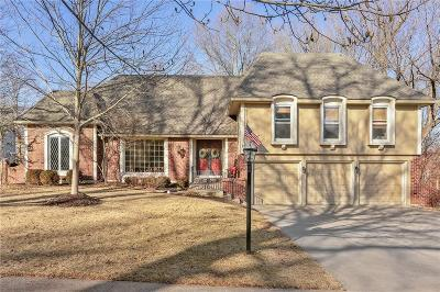 Overland Park Single Family Home Show For Backups: 4900 W 97th Street