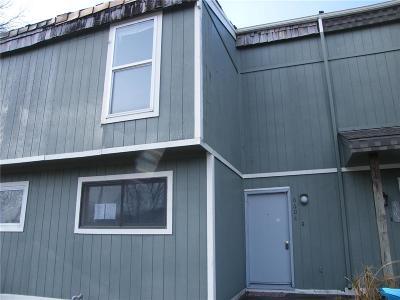 Shawnee Condo/Townhouse For Sale: 6604 Halsey Street