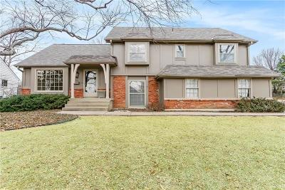 Overland Park Single Family Home Show For Backups: 11700 W 99th Place