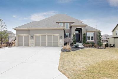 Overland Park Single Family Home For Sale: 16812 Goddard Street