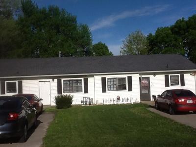 Multi Family Home For Sale: 703 N Harrington Street