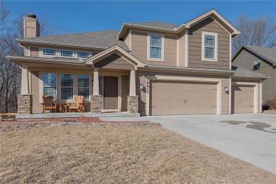 Smithville Single Family Home For Sale: 19612 Harbor Drive
