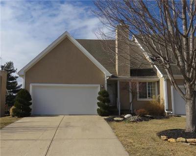 Olathe Duplex For Sale: 955 N Parker Terrace