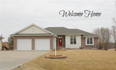 Warrensburg Single Family Home For Sale: 111 SW 95th Road