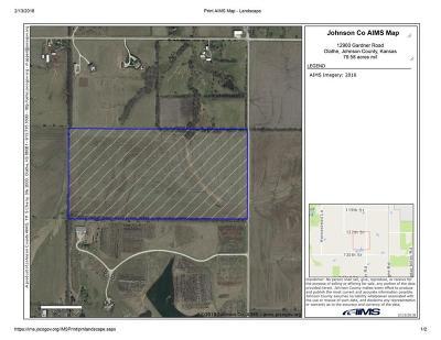 Olathe Residential Lots & Land For Sale: 12900 Gardner Road