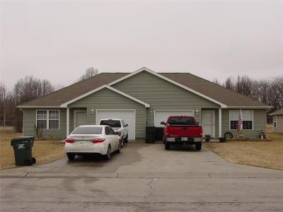 Knob Noster Multi Family Home For Sale: 178 SE 1171 Road