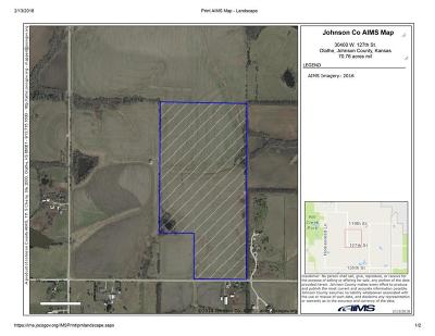 Olathe Residential Lots & Land For Sale: 30400 W. 127th Street