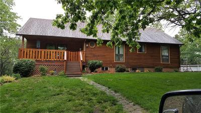 Louisburg Single Family Home For Sale: 9878 W 299th Street