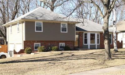Shawnee Single Family Home For Sale: 6122 Hauser Drive