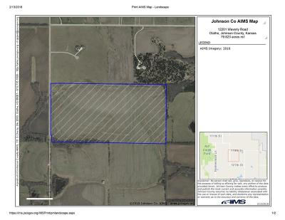 Olathe Residential Lots & Land Auction: 12201 Waverly Road