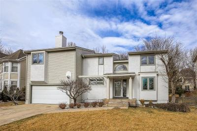 Overland Park Single Family Home For Sale: 13202 W 116th Street