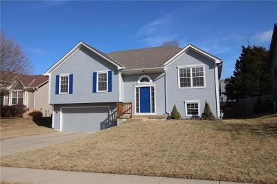 Olathe Single Family Home Show For Backups: 12577 S Crest Drive