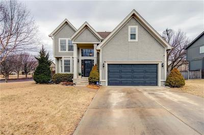 Overland Park KS Single Family Home Show For Backups: $315,000