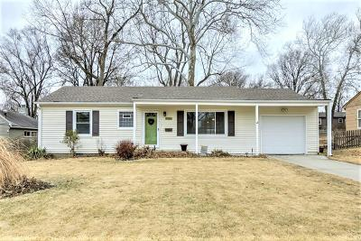 Overland Park KS Single Family Home Show For Backups: $165,000