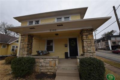 Kansas City Single Family Home For Sale: 5100 Grand Avenue