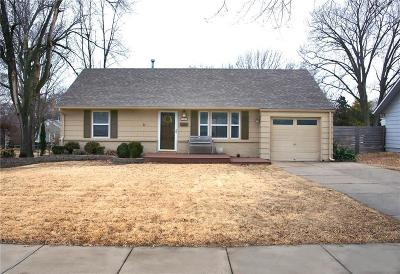 Overland Park KS Single Family Home Show For Backups: $149,950