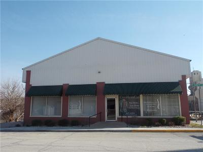 Atchison Commercial For Sale: 940 Commercial Street