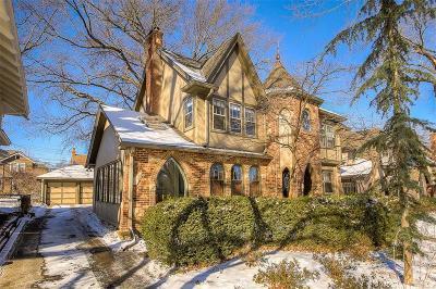 Kansas City Single Family Home Show For Backups: 7232 Jarboe Street