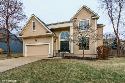 Overland Park Single Family Home For Sale: 15409 Reeds Street