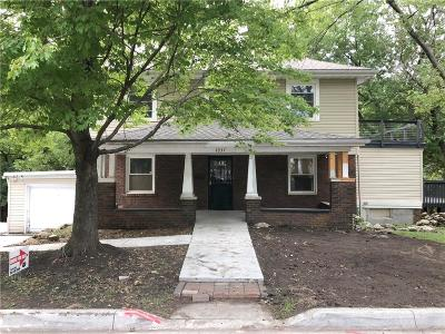 Kansas City Single Family Home For Sale: 4937 Tracy Avenue