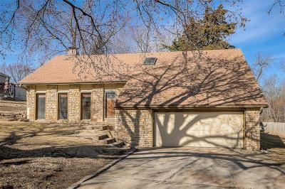 Shawnee Single Family Home For Sale: 6908 Millridge Street